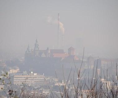 Kraków: I stopień zagrożenia zanieczyszczeniem powietrza