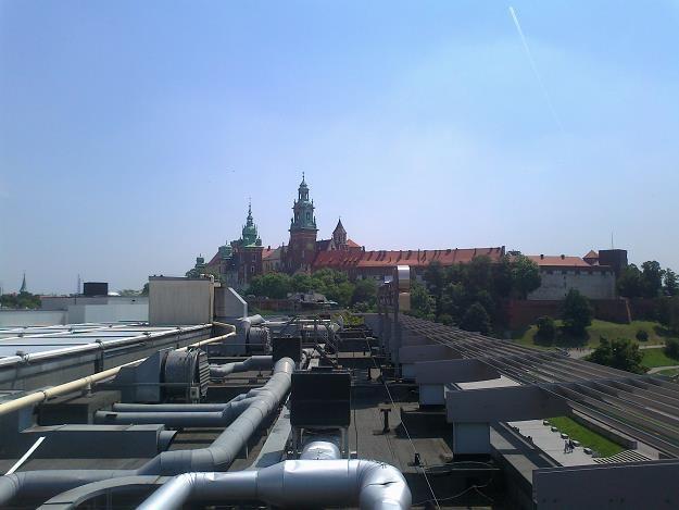 Kraków jest potentatem na rynku usług dla biznesu. Fot. Krzysztof Mrówka /INTERIA.PL