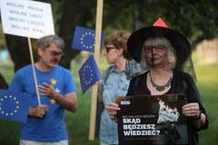Kraków: Marsz cnotliwych niewiast i wiedźm