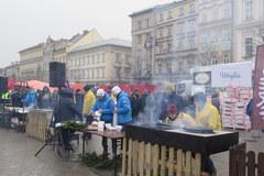 Kraków: Największa w Polsce wigilia dla bezdomnych i potrzebujących