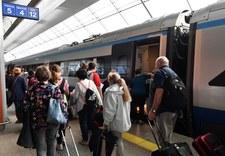 Kraków: Opóźnienia pociągów, powodem uszkodzona sieć trakcyjna