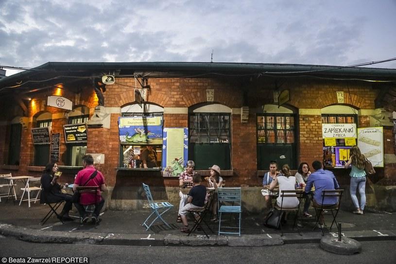 Kraków, plac Nowy /Beata Zawrzel/REPORTER /East News