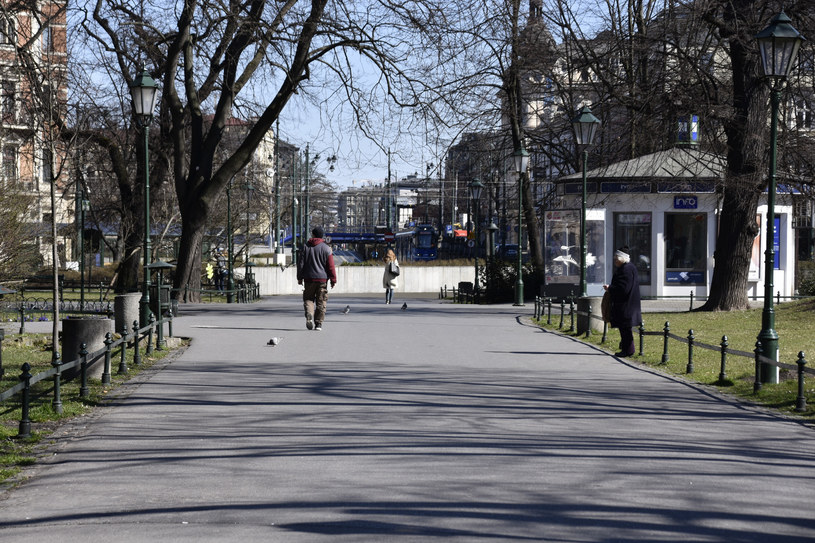 Kraków; Planty Krakowskie /Albin Marciniak /East News