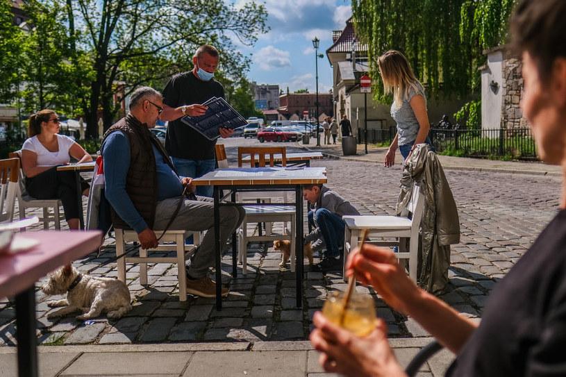 Kraków po złagodzeniu obostrzeń / Omar Marques /Getty Images
