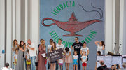 Kraków: Pokaz charytatywny na Fashion Square