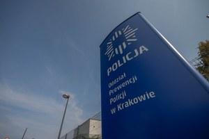 Kraków: Pomyłka pijanego kierowcy. Zamiast do partnerki, przyjechał przed komendę