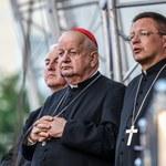 Kraków: Premier Szydło i kardynał Dziwisz na otwarciu Parku Miłosierdzia w Łagiewnikach