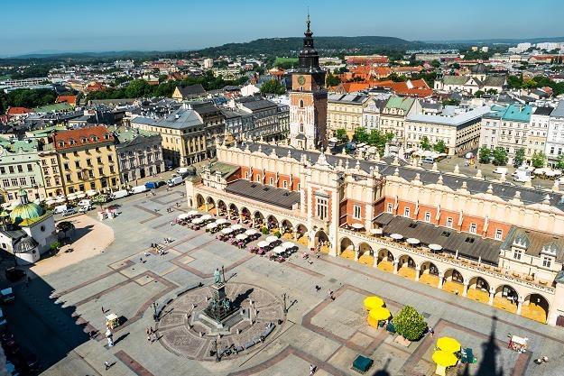 Kraków, Rynek Główny /©123RF/PICSEL