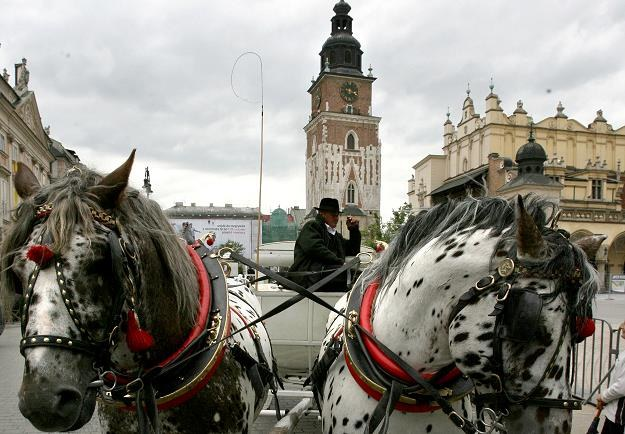 Kraków, Rynek /AFP