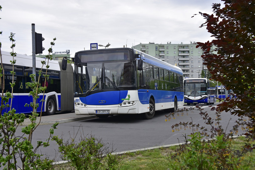 Kraków: Sanepid prosi o kontakt pasażerów linii 503 i 252 / Jacek Boron /Reporter