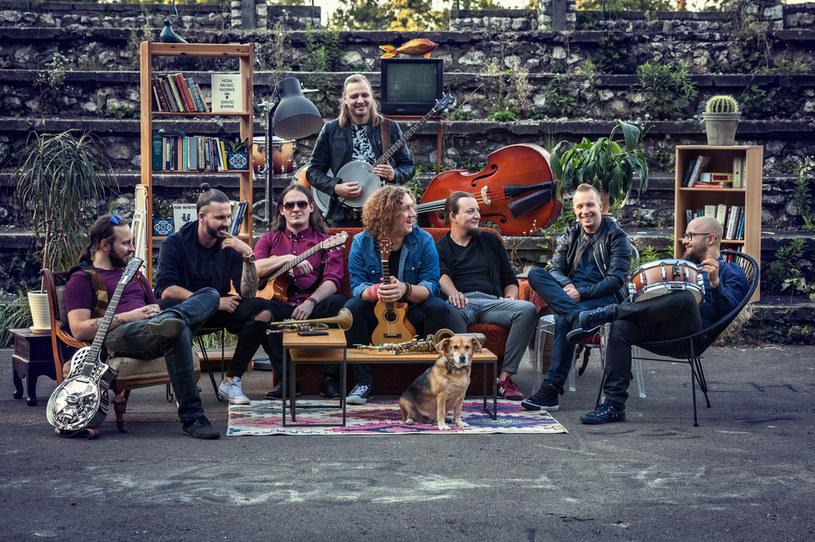 Kraków Street Band /http://www.krakowstreetband.com/ /materiały prasowe