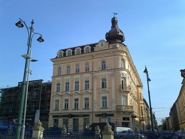 Kraków to miasto urzekającej architektury. Fot. Krzysztof Mrówka /INTERIA.PL