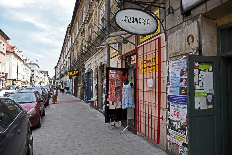 Krakow, ul. Józefa na Kazimierzu /Marek Lasyk/REPORTER  /East News