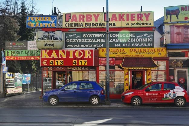 Kraków ul. Kalwaryjska fot. Beata Zawrzel REPORTER /Reporter