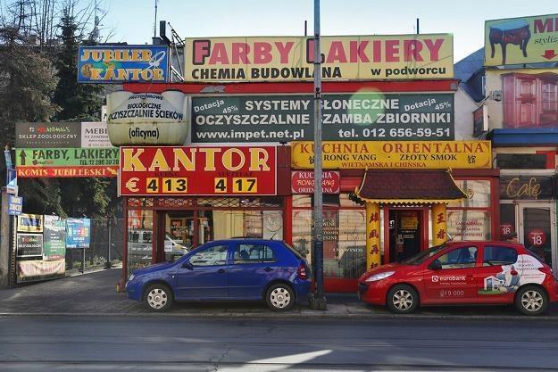 Kraków ul. Kalwaryjska fot. Beata Zawrzel /Reporter