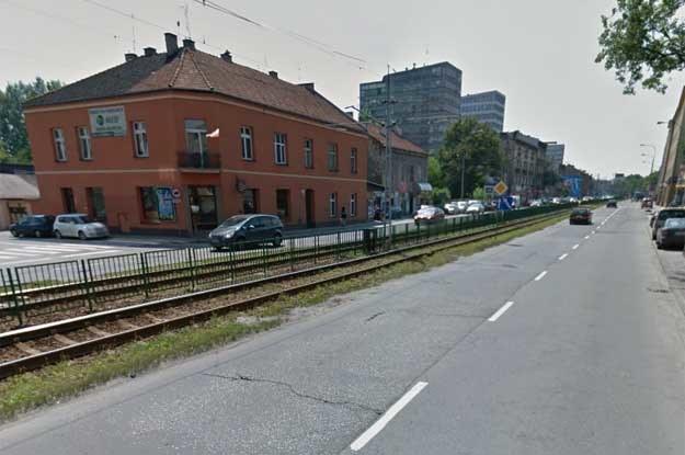 Kraków, ulica Mogilska. Fot. Street View /