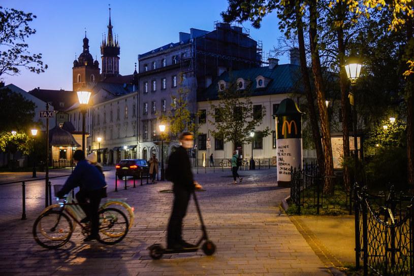 Kraków w czasach koronawirusa / Omar Marques /Getty Images