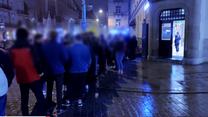 """Kraków w czerwonej strefie. Reporter """"Interwencji"""" na nielegalnej imprezie (Polsat)"""