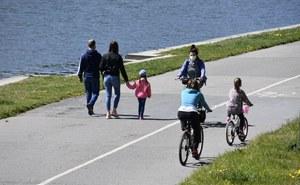 Kraków zadaszy ścieżki rowerowe?