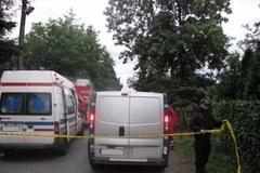 Kraków: Zatrzymano podejrzanego ws. serii eksplozji bomb
