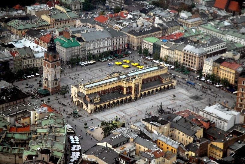 Kraków, zdj. ilustracyjne /Marek Lasyk  /Reporter