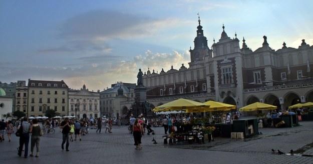 Kraków został światową stolicą literaury /Maciej Nycz /Archiwum RMF FM