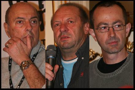 Krakowską Nagrodę Filmową przyzna jury, w którym znaleźli się Hector Babenco i Zbigniew Preisner /INTERIA.PL