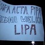 Krakowska policja ściga organizatora protestu przeciwko ACTA