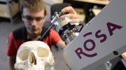 Krakowski Szpital Uniwersytecki z pierwszym w Polsce robotem Rosa