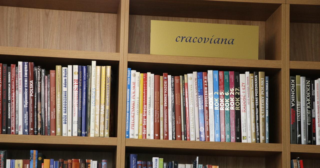 Krakowskie biblioteki