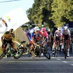 Kraksa na Tour de Pologne. Jumbo-Visma przeprasza
