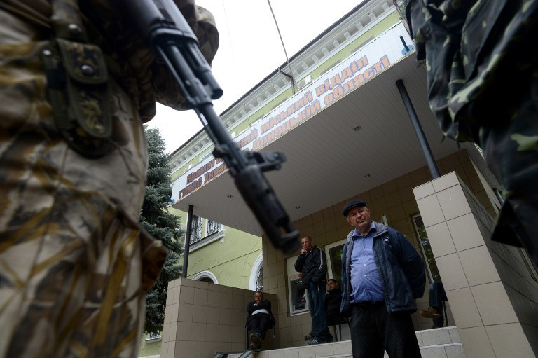 Kramatorsk /AFP