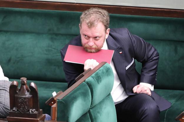 """Kraska dla """"SE"""": Minister Szumowski był zmęczony hejtem /Wojciech Olkuśnik /PAP"""