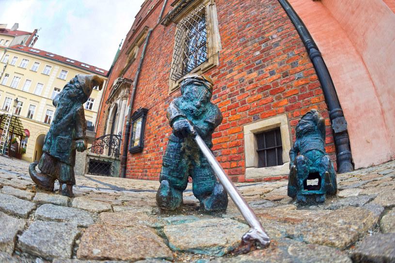 Krasnale we Wrocławiu /123RF/PICSEL
