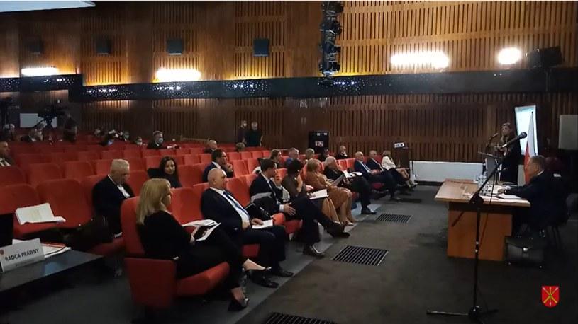 Kraśnik: Radni zagłosowali za petycją w sprawie zakazu 5G w mieście /Miasto Kraśnik /YouTube