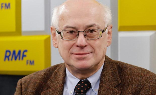 Krasnodębski o wydarzeniach na Ukrainie: Nieprzypadkowo zbiegło się to z kwestią Brexitu