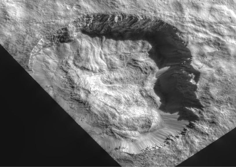 Krater Juling /materiały prasowe