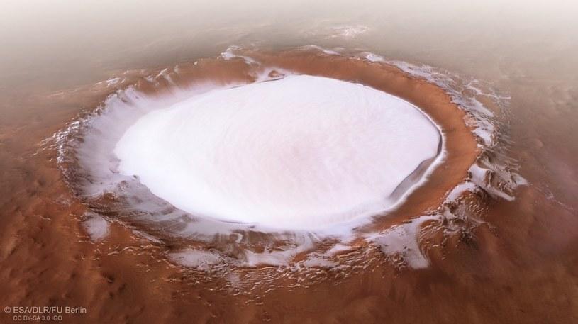 Krater Koroleva /materiały prasowe