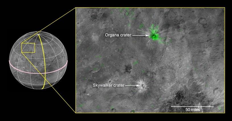 Kratery Organa i Skywalker /materiały prasowe