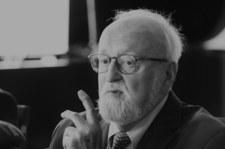 Krauze o Pendereckim: Był autentycznym, wybitnym polskim kompozytorem