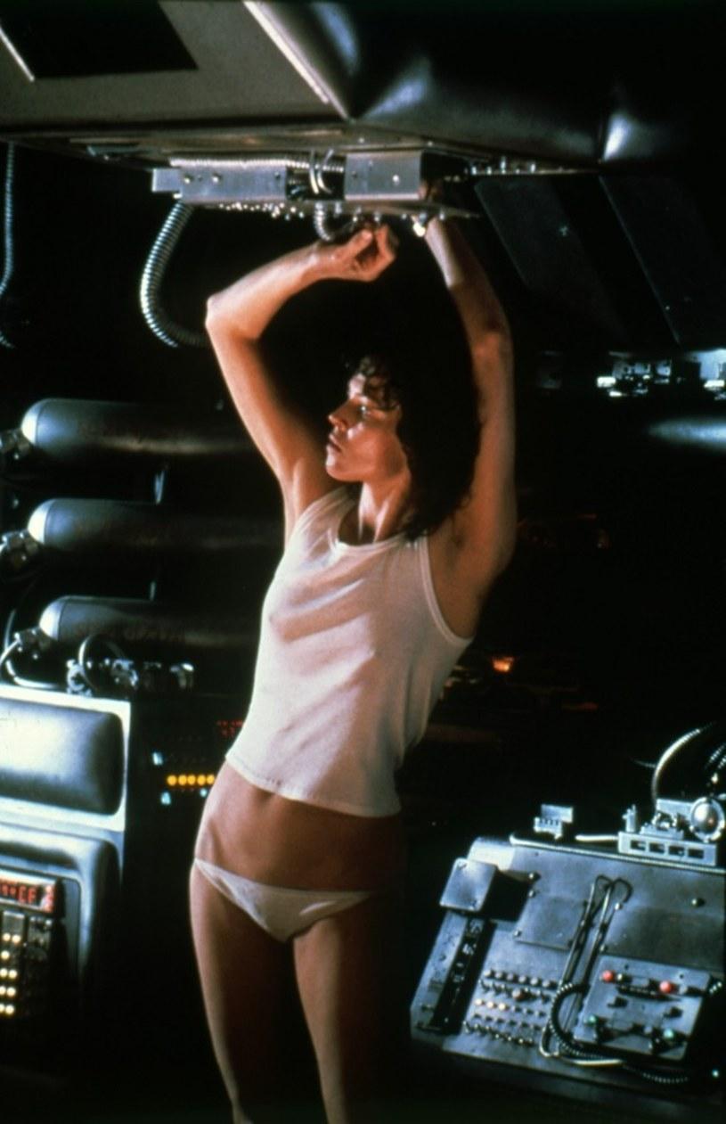 Kreacja Ellen Ripley uczyniła z niej gwiazdę /Screen Prod / Photononstop /East News
