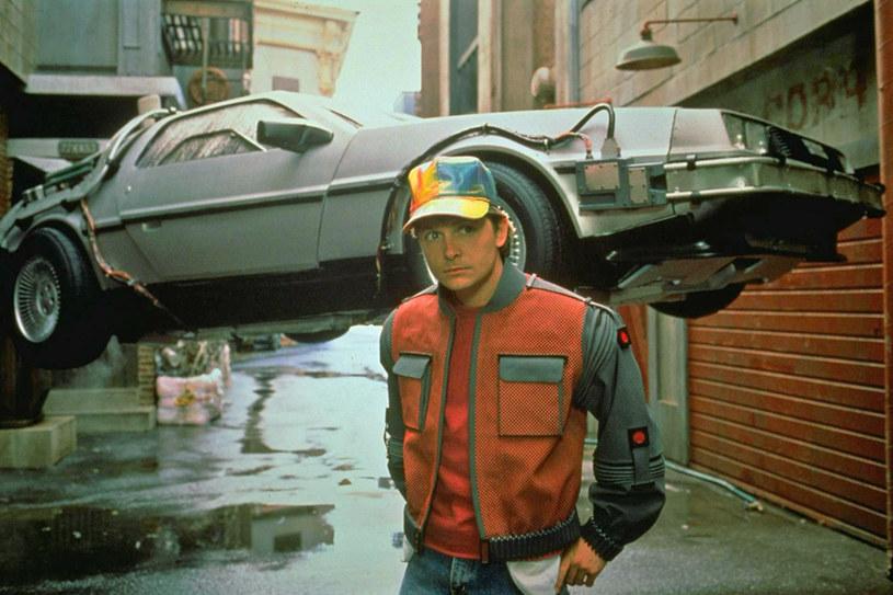 Kreacja Marty'ego McFly'a okazała się dla Michaela J. Foxa rolą życia /materiały prasowe