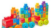 Kreatywne dziecko z Mega Bloks