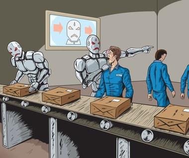 Krecia robota robota, czyli komu automaty odbierają pracę