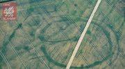Kręgi na polu. Prawdę odkryło Słońce