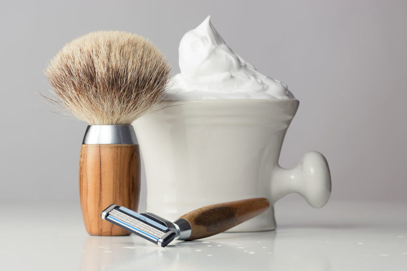 Krem do golenia /©123RF/PICSEL