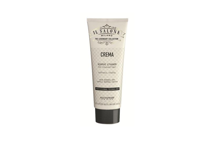 Krem do włosów IL SALONE MILANO  iconic cream /Styl.pl/materiały prasowe