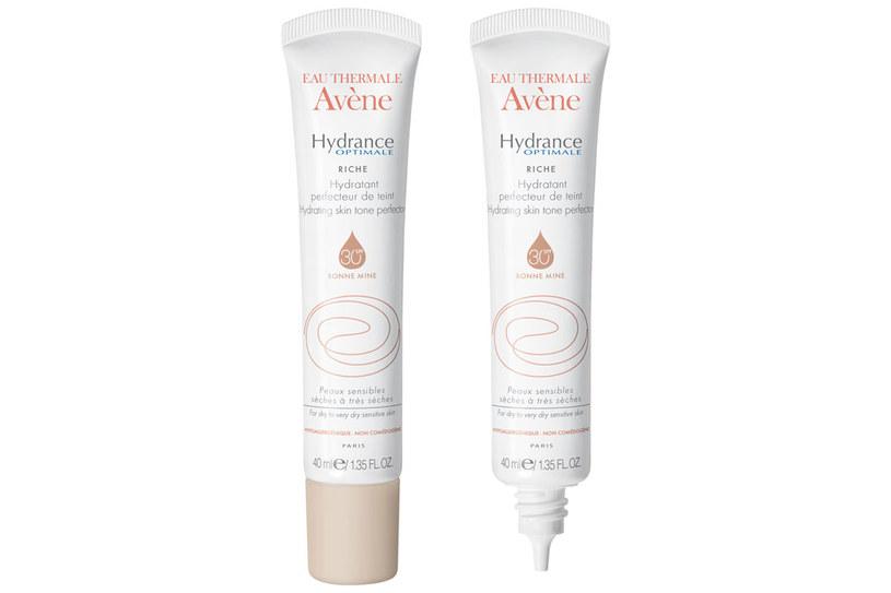 Krem Eau Thermale Avène Hydrance Optimale Bb /materiały prasowe
