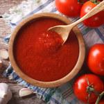 Krem pomidorowy z pieczoną papryką