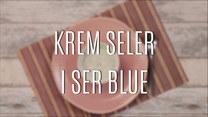 Krem – seler i ser blue